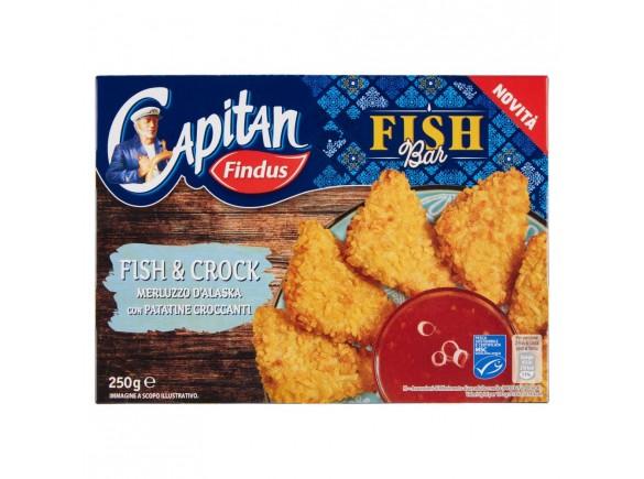 Fish & Crock Findus 250Gr