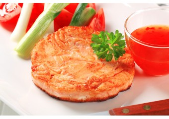 Hamburger Di Salmone 80/110