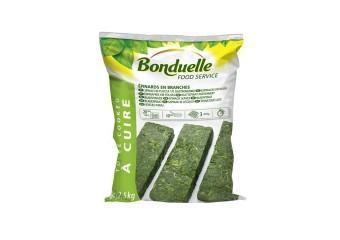 Spinaci In Foglia 2, 5 Kg
