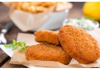 Fish Burger Di Salmone