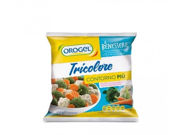 Contorno Tricolore Orogel 450 Gr