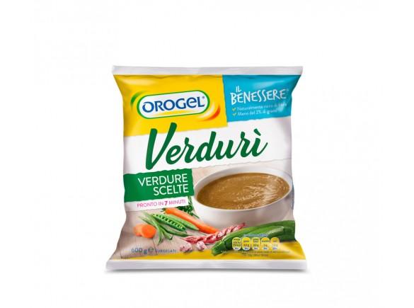 Verduri' Verdure Scelte 600 Gr