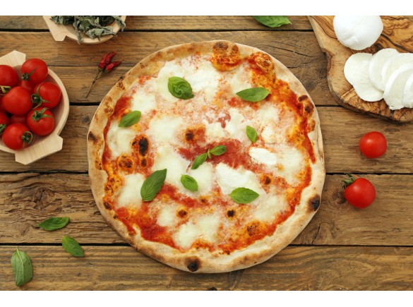 Pizza Margherita Pulcinella 280 Gr