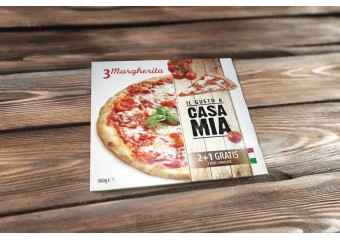 Pizza Margherita Casa Mia...