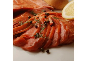 Salmone Selvaggio Red King