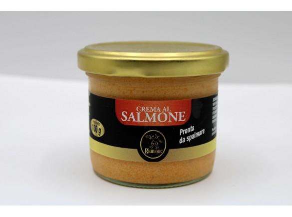 Crema Al Salmone