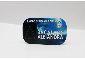 Fegato Di Baccalà In Olio