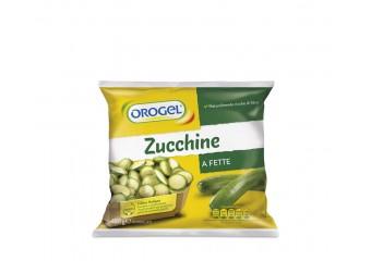 Zucchine A Fette Orogel 450 Gr