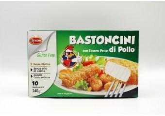 Bastoncini Di Pollo Senza...