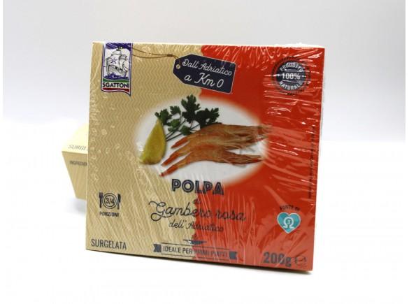 Polpa Gambero Rosa Dell' Adriatico 200Gr
