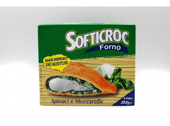 Sofficini Spinaci Pronto Forno 250 Gr