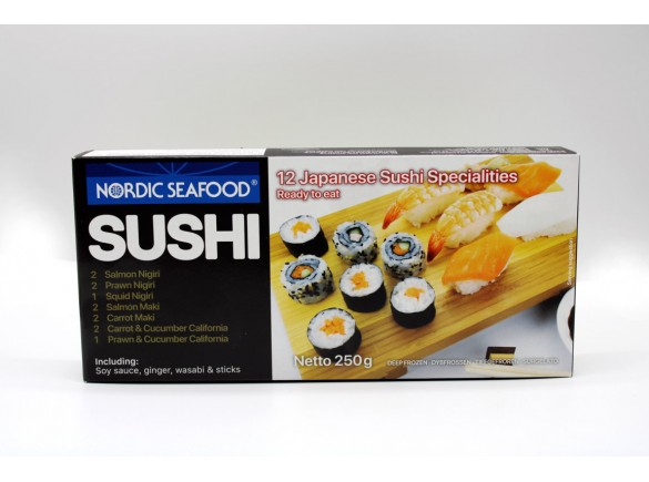 Sushi Box 250 Gr