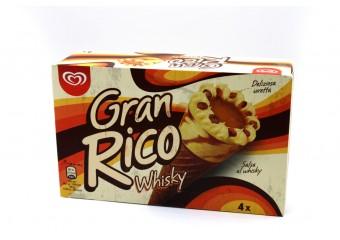 Cornetto Gran Rico Whisky...