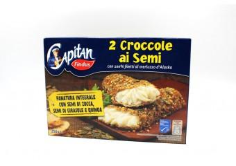 Croccole Ai semi Findus 250 Gr