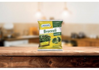 Broccoli Rosette Orogel 400 Gr