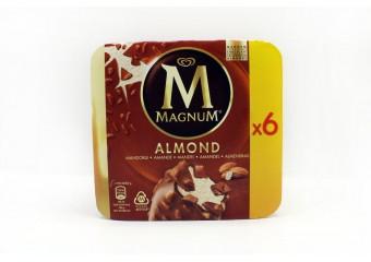 Magnum Almond x6 474Gr