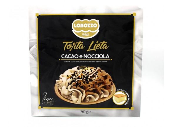 Torta Cacao E Nocciola 800 Gr