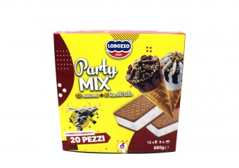 Party Mix 880 Gr