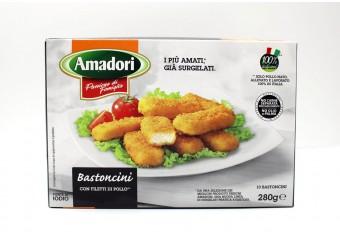 Bastoncini Di Pollo Amadori...