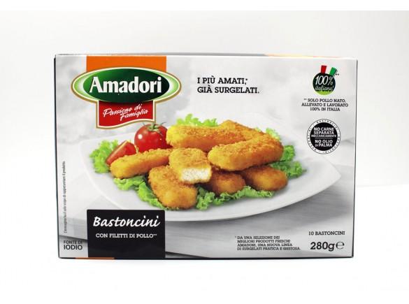 Bastoncini Di Pollo Amadori 280 Gr