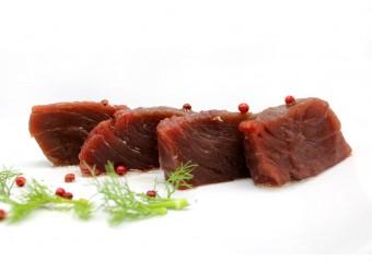 Sashimi Di Tonno Rosso