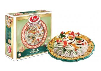 Torta Sigel Cassata 1,3 Kg