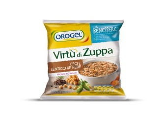 Zuppa Ribollita Orogel 500 Gr