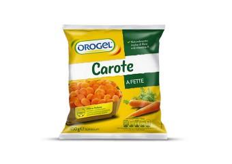 Carote A Fette Orogel 450 Gr
