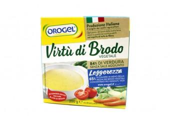 Virtu' Di Brodo In Gocce...