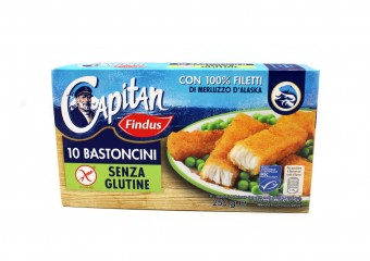 Bastoncini Findus Senza...