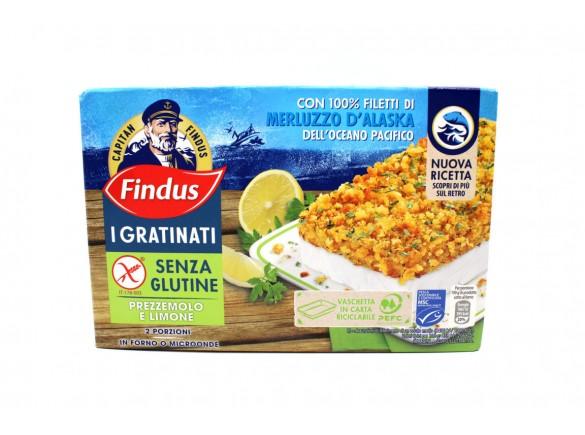 Filetto Gratinato Senza Glutine...