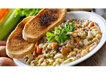 Zuppa Legumi E Cereali 600 Gr