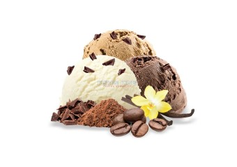 Gelato Vaniglia, Cacao e...