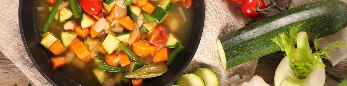 Verdure e patate